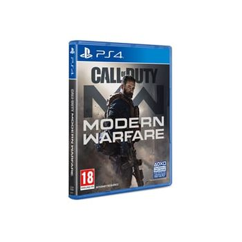 Call of Duty: Modern Warfare – PS4 Game