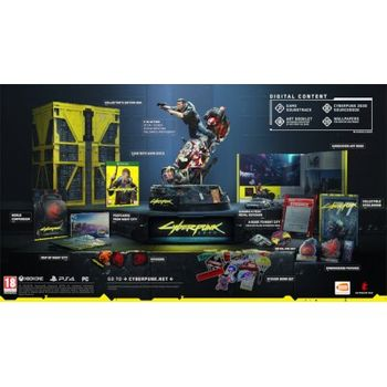 Cyberpunk 2077 – Collector's Edition – Xbox One Game