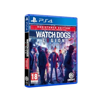 PS4 Game – Watch Dogs: Legion Resistance Edition