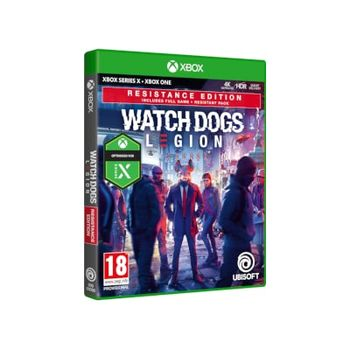 Watch Dogs Legion Resistance Edition – Xbox One Game