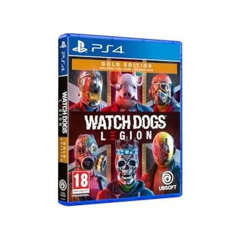 Watch Dogs Legion Gold Edition – PS4 Game