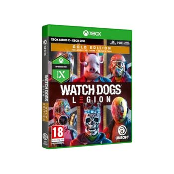 Watch Dogs Legion Gold Edition – Xbox One Game