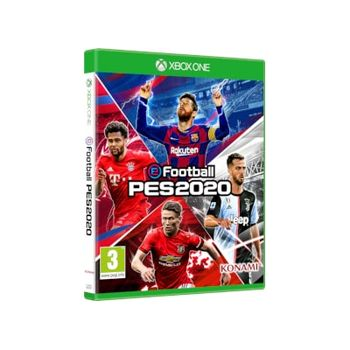 eFootball Pro Evolution Soccer 2020 – Xbox One Game