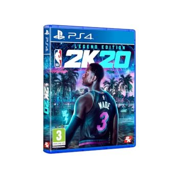 NBA 2K20 Legend Edition – PS4 Game