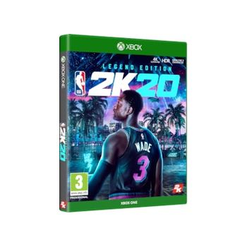 NBA 2K20 Legend Edition – Xbox One Game