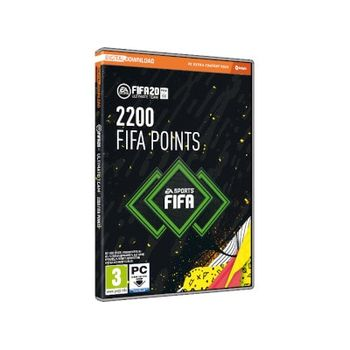 FIFA 20 2200 PTS Points