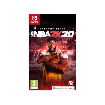 NBA 2K20 – Nintendo Switch Game