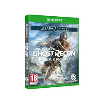 Tom Clancy's Ghost Recon: Breakpoint ΑUROA Edition – Xbox One Game
