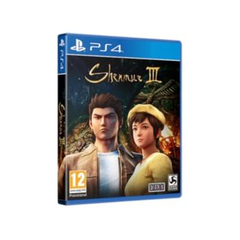 Shenmue III – PS4 Game