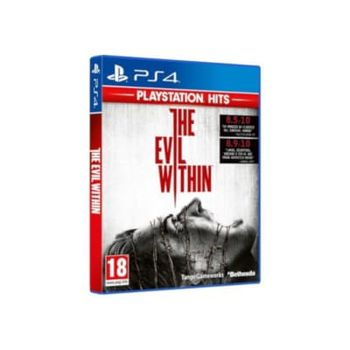 The Evil Within Playstation Hits – PS4 Game