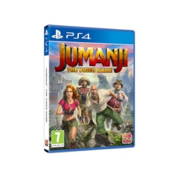 Jumanji: The Video Game – PS4 Game