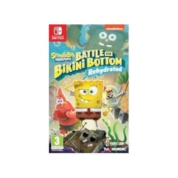SpongeBob SquarePants: Battle for Bikini Bottom – Rehydrated – Nintendo Switch Game