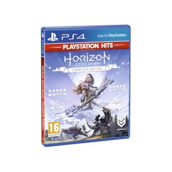 Horizon Zero Dawn Complete Edition Playstation Hits – PS4 Game