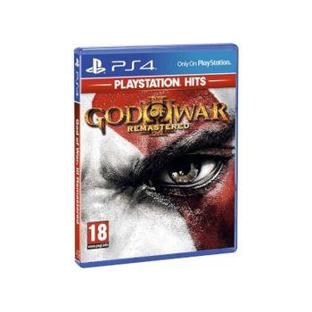 God of War 3 Playstation Hits – PS4 Game