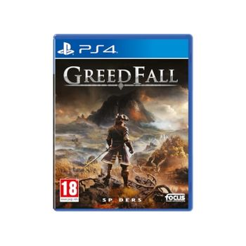 GreedFall – PS4 Game