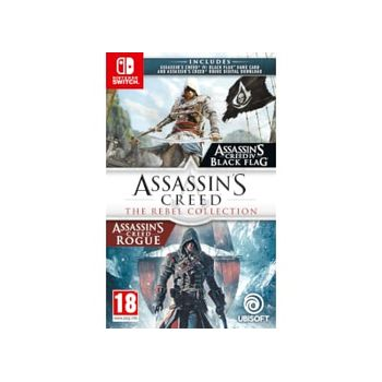 Assassin's Creed The Rebel Collection – Nintendo Switch