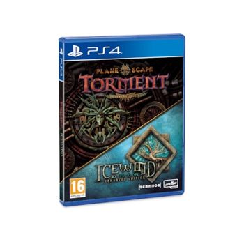 Planescape: Torment & Icewind Dale Enhanced Edition – PS4 Game