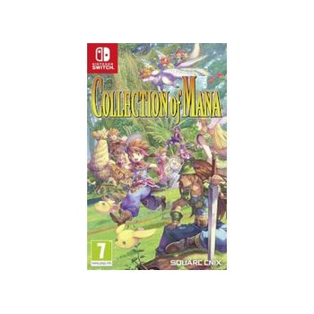 Collection Of Mana – Nintendo Switch Game