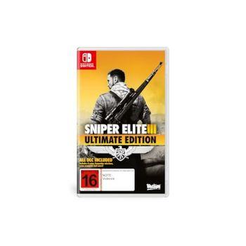 Sniper Elite 3 Ultimate Edition – Nintendo Switch Game