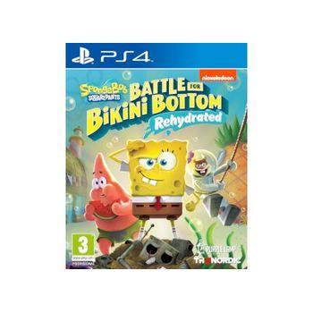 SpongeBob SquarePants: Battle for Bikini Bottom – Rehydrated – PS4 Game