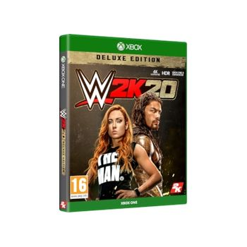 WWE 2K20 Deluxe Edition – Xbox One Game