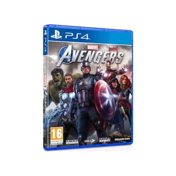 Marvel's Avengers – PS4 Game