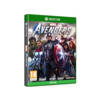 Marvel's Avengers – Xbox One Game