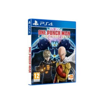 One Punch Man A Hero Nobody Knows – PS4 Game