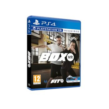 Box – PS4/PSVR Game