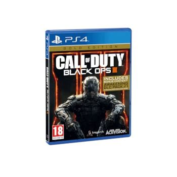 Call of Duty Black Ops III Gold Edition – PS4 Game