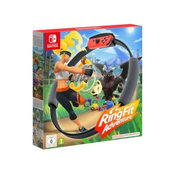 Ring Fit Adventure – Nintendo Switch Game