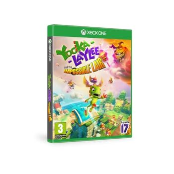 Yooka-Laylee & the Impossible Lair – Xbox One Game