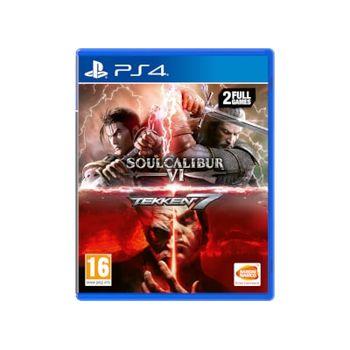 Tekken 7 & SoulCalibur VI – PS4 Game