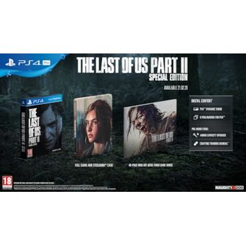 The Last of Us Part II Special Edition – PS4 Game