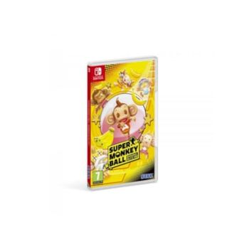Super Monkey Ball Banana Blitz – Nintendo Switch Game