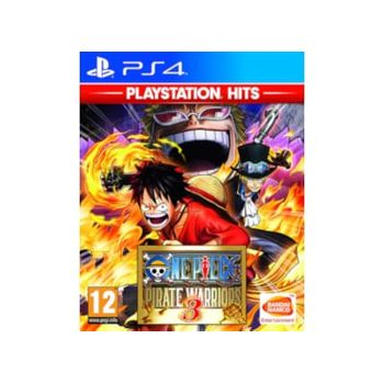 One Piece Pirate Warriors 3 Playstation Hits – PS4 Game