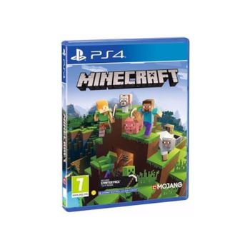 Minecraft Bedrock Edition – PS4 Game