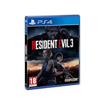 Resident Evil 3 Remake – PS4 Game