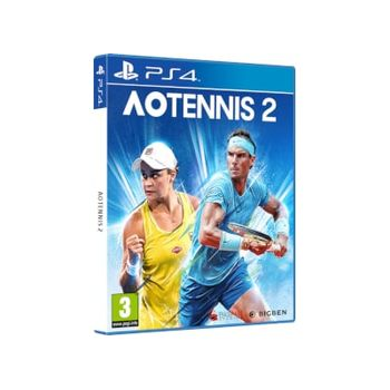 AO Tennis 2 – PS4 Game