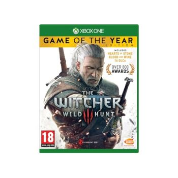 The Witcher III: Wild Hunt Game of the Year Edition – Xbox One Game