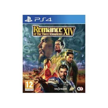 Romance of Three Kingdoms XIV – PS4 Game