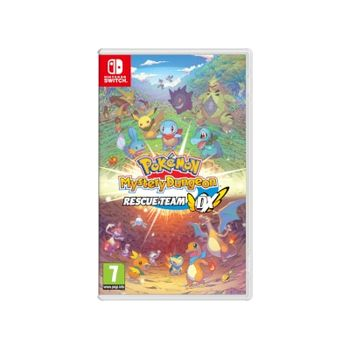 Pokemon Mystery Dungeon Rescue Team DX – Nintendo Switch Game
