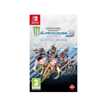 Monster Energy Supercross 3 – Nintendo Switch Game