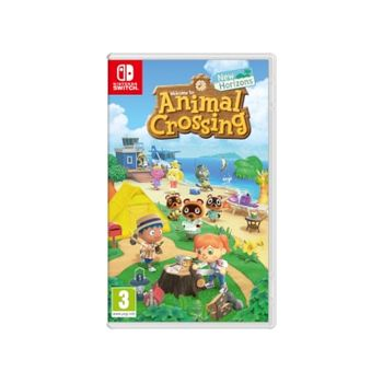 Animal Crossing New Horizons – Nintendo Switch Game