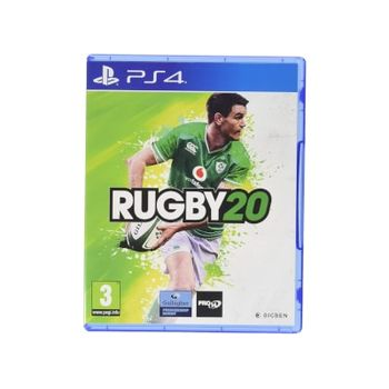 PS4 Game – Rugby 20