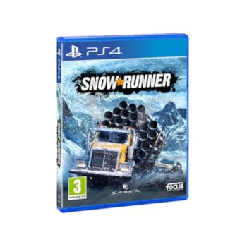 Snowrunner : A Mudrunner Game – PS4 Game