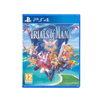 Trials Of Mana – PS4 Game