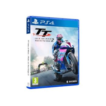 TT Isle Of Man 2 – Ride On The Edge – PS4 Game