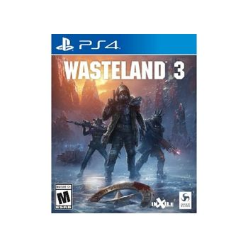 Wasteland 3 – PS4 Game