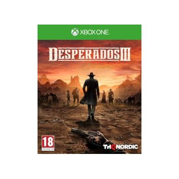 Desperados III – Xbox One Game